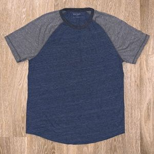 Express Baseball-cut Tee